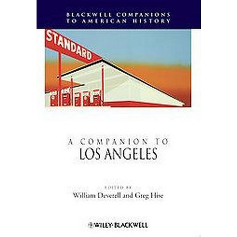 A Companion to Los Angeles (Hardcover)