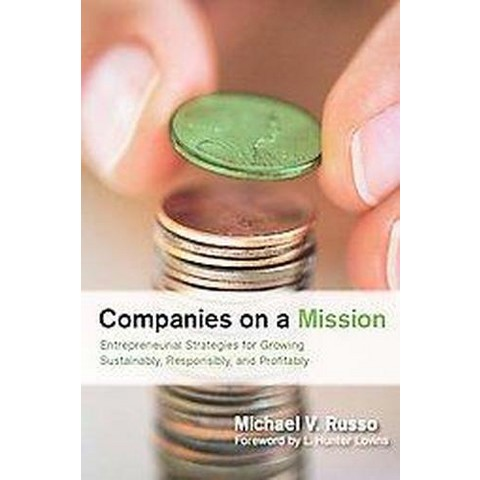 Companies on a Mission (Hardcover)