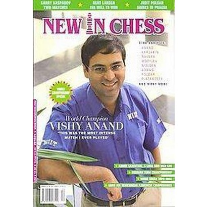 New in Chess, the Magazine 2010 Issue 4 (Paperback)