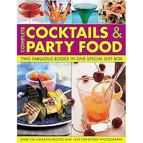 Complete Cocktails and Party Food (Reprint) (Hardcover)