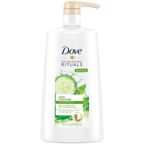 Dove Cool Moisture Shampoo 25.4 oz