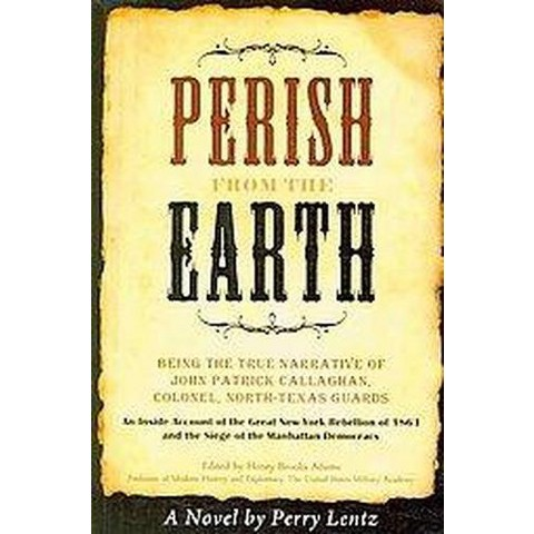 Perish from the Earth (Paperback)