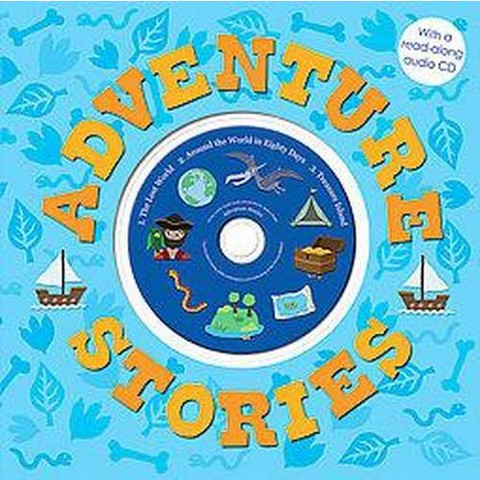 Adventure Stories (Mixed media product)