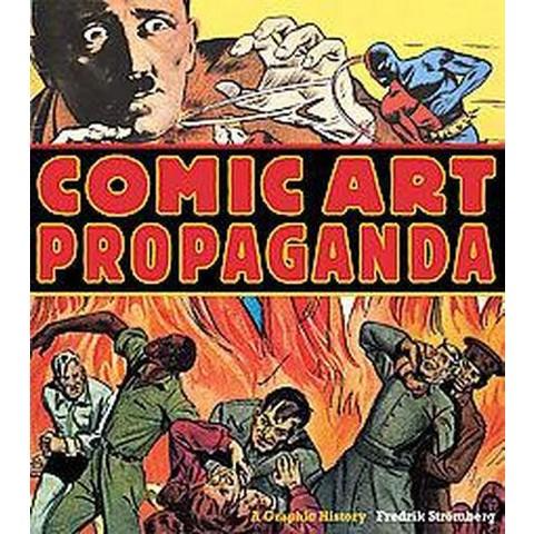 Comic Art Propaganda (Paperback)
