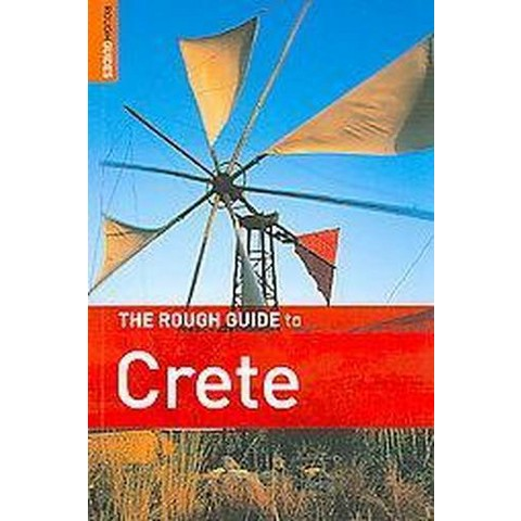 The Rough Guide to Crete (Paperback)