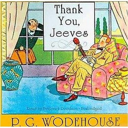 Thank You, Jeeves (Unabridged) (Compact Disc)
