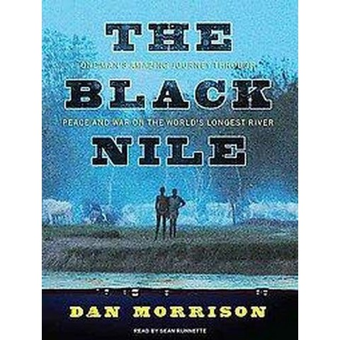 The Black Nile (Unabridged) (Compact Disc)