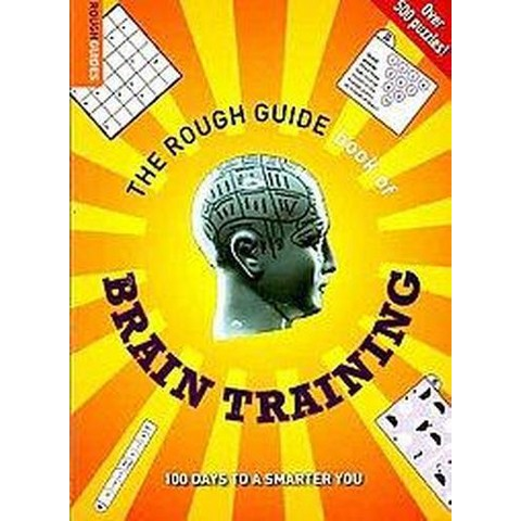 The Rough Guide Book of Brain Training (Paperback)
