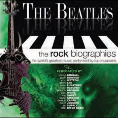 Rock Biographies: The Beatles