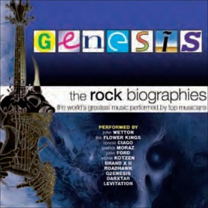 The Rock Biographies: Genesis