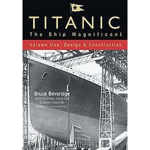 Titanic the Ship Magnificent (1) (Hardcover)