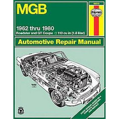 Mgb Automotive Repair Manual (Paperback)