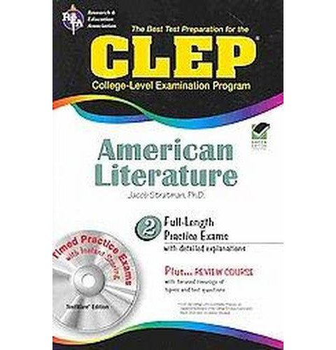 clep american literature study guide Get clep prep information & tips to score higher on clep exams  college  algebra biology american literature english composition.