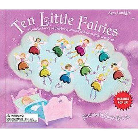 Ten Little Fairies (Hardcover)