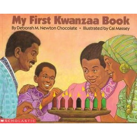 My First Kwanzaa Book (Reprint) (Paperback)