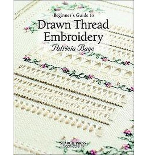 Beginner39s Guide To Drawn Thread Embroid  Begin  Target