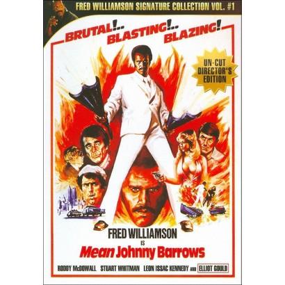 Mean Johnny Barrows (D) (Widescreen)