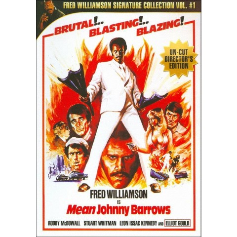 Mean Johnny Barrows (D) (Widescreen)