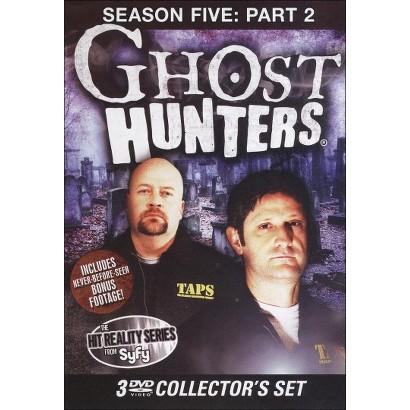 Ghost Hunters: Season Five, Part 2 (3 Discs) (S) (Widescreen)