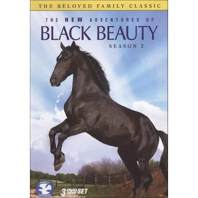 The New Adventures of Black Beauty: Season 2 (3 Discs)