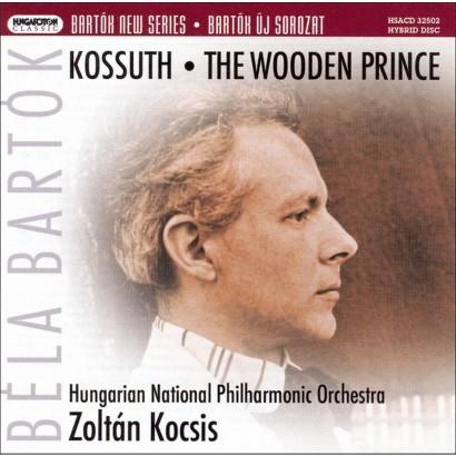 Bartók: Kossuth; The Wooden Prince (Hybrid SACD) (Karaoke)
