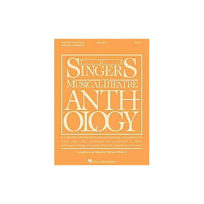 The Singer's Musical Theatre Anthology (3) (Paperback)