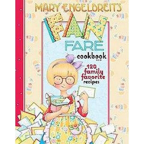 Mary Engelbreit's Fan Fare Cookbook (Spiral)