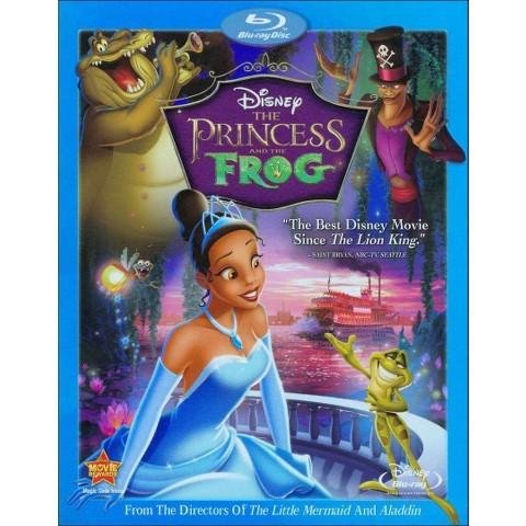 The Princess and the Frog (Blu-ray) (Widescreen)