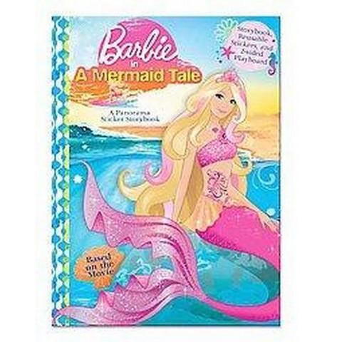 Barbie in a Mermaid Tale (Paperback)