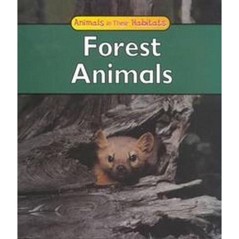 Forest Animals (Paperback)