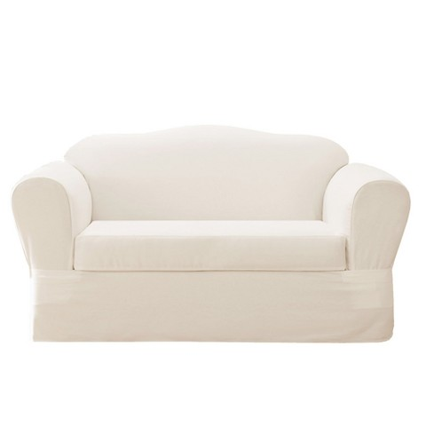 Sure Fit Twill Supreme Slipcovers