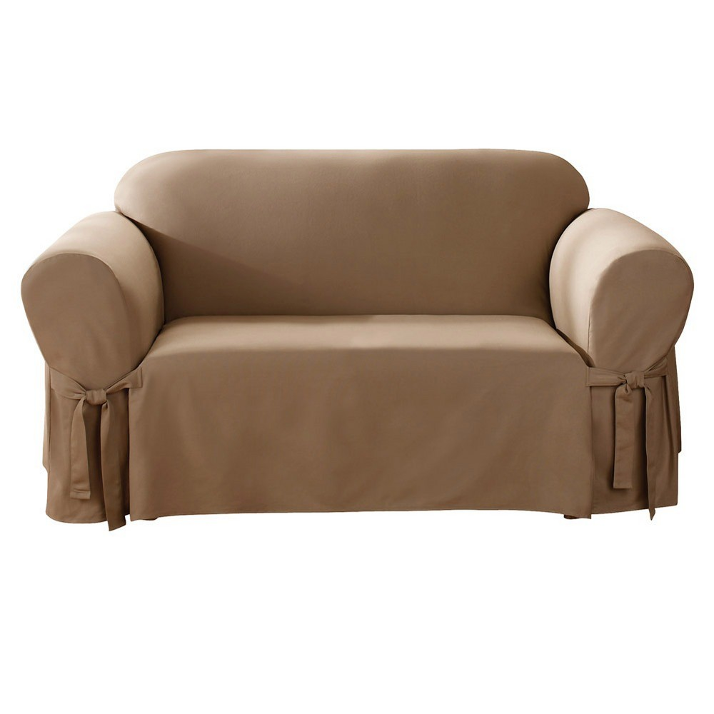 Sure Fit Sofa Covers Target Sure Fit Stretch Stripe
