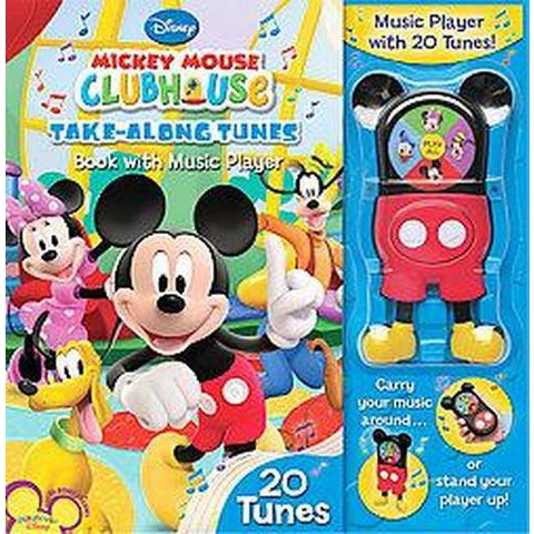 Mickey Mouse Clubhouse Take-Along Tunes (Mixed media product)