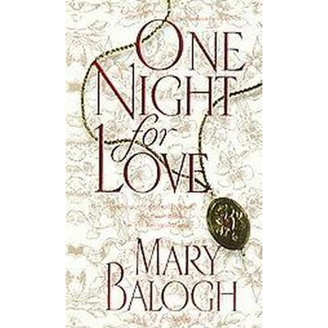 One Night for Love (Reissue) (Paperback)