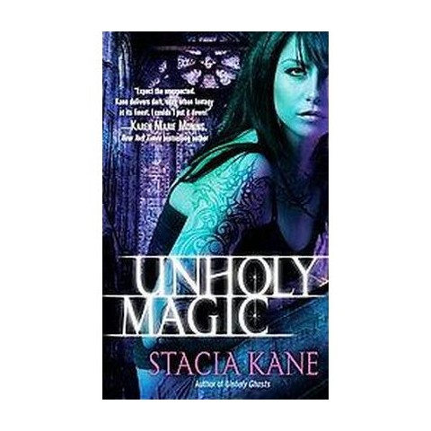 Unholy Magic (Paperback)