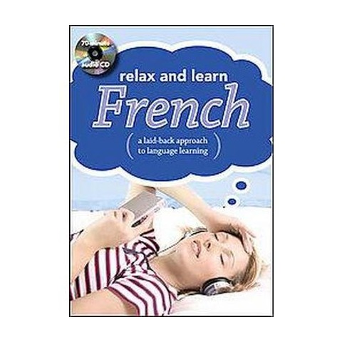 Relax and Learn French (Mixed media product)