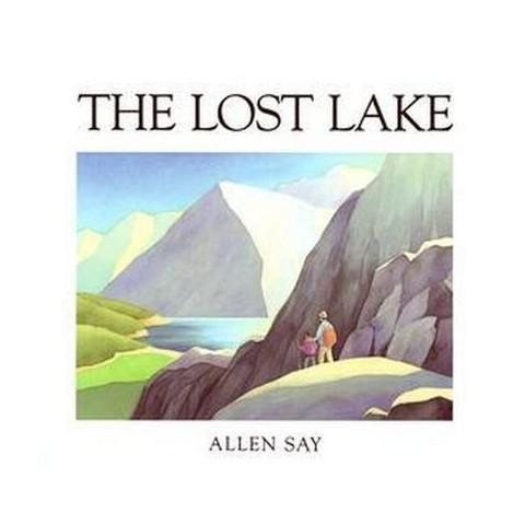 The Lost Lake (Reprint) (Paperback)