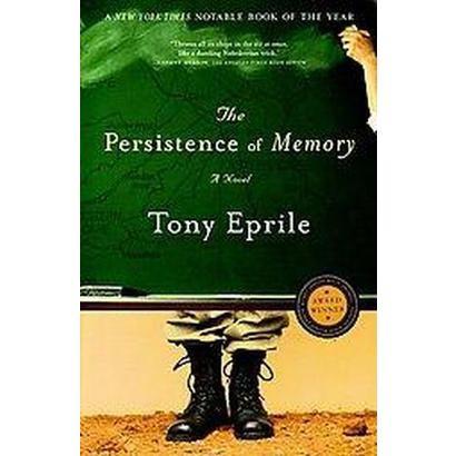 The Persistence Of Memory (Reprint) (Paperback)