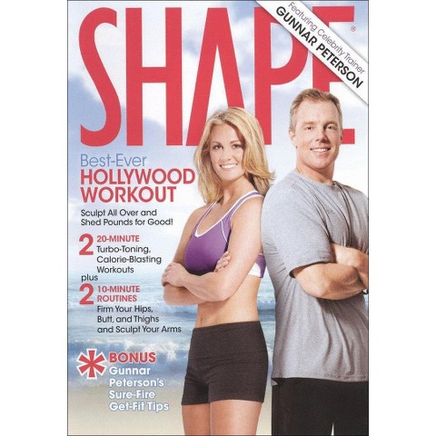 Shape: Best-Ever Hollywood Workout (Widescreen)