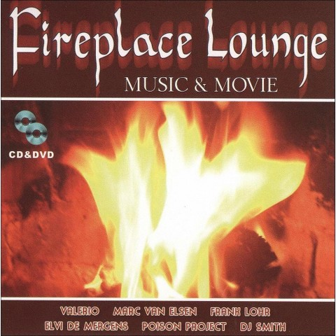 Fireplace Lounge (DVD/CD)