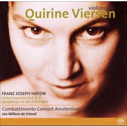 Haydn: Cello Concertos in C & D; Symphony No. 60
