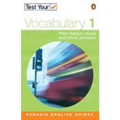 Test Your Vocabulary 1 (Revised) (Paperback)