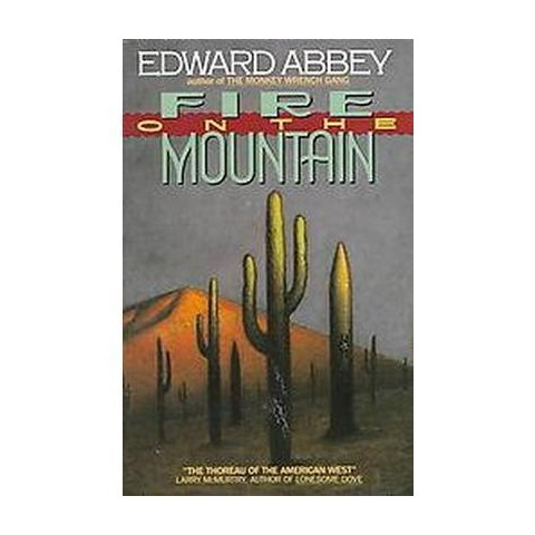 Fire on the Mountain (Reprint) (Paperback)