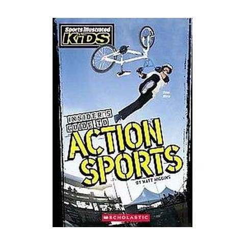 Insider's Guide to Action Sports (Paperback)
