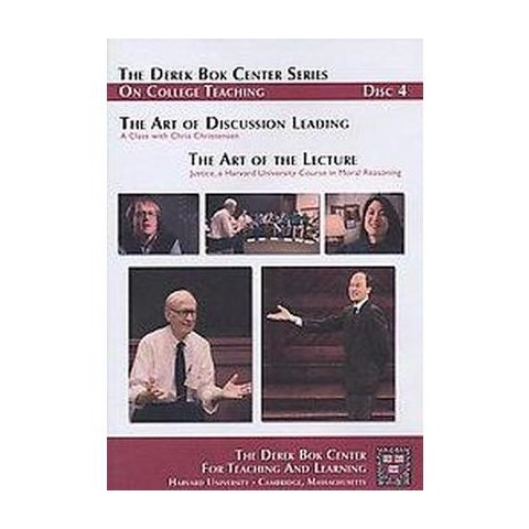 The Art of Discussion Leading (Volume 4) (DVD)