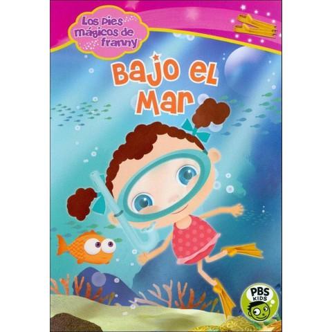 Los Pies Magicos de Fanny: Bajo el Mar