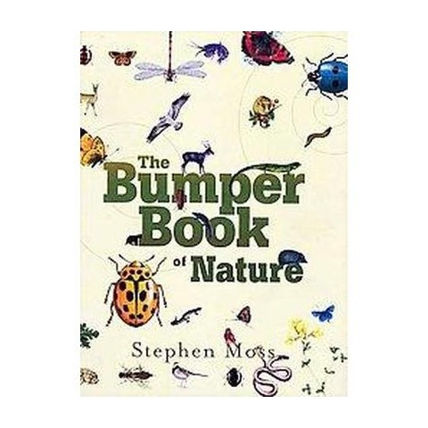 The Bumper Book of Nature (Hardcover)