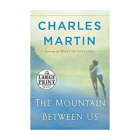 The Mountain Between Us (Large Print) (Paperback)