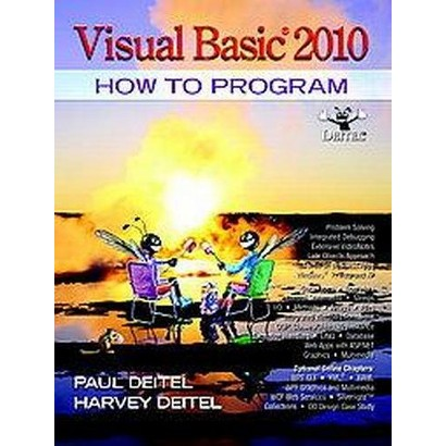 Visual Basic 2010 How to Program (Paperback)
