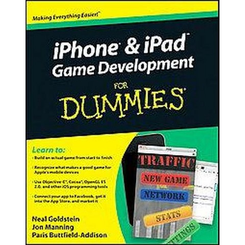 iPhone and iPad Game Development for Dummies (Paperback)